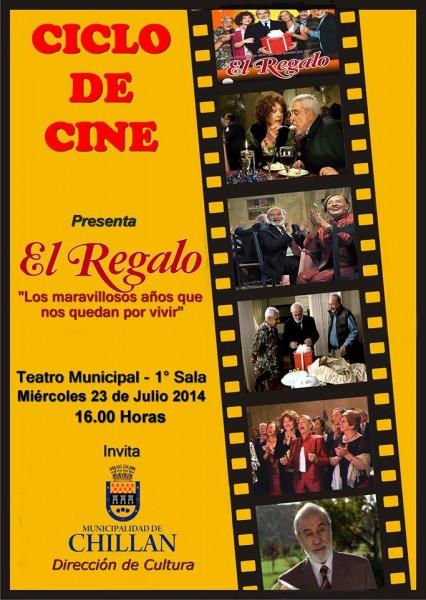 ciclo de cine ElRegalo, Panoramas Chillán