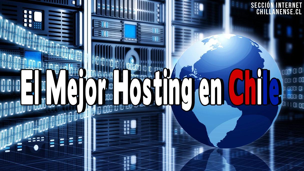 El mejor hosting en Chile