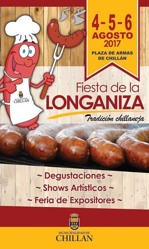 Fiesta de la longaniza en Chillán