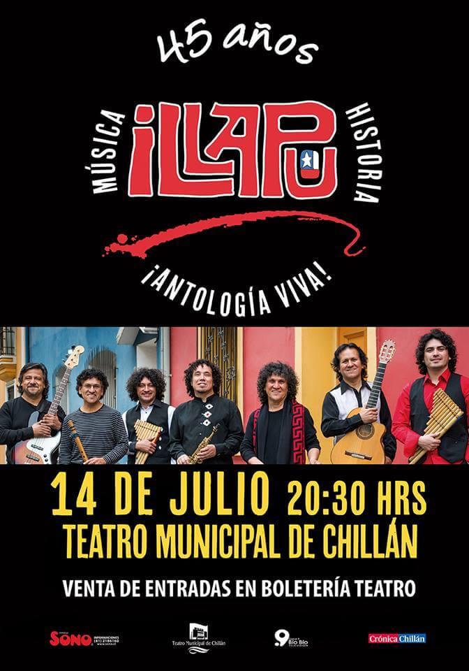 Illapu Teatro Municipal de Chillán